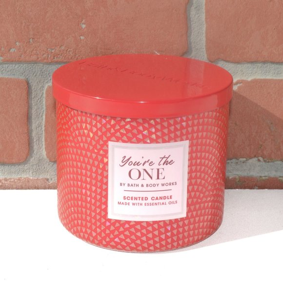 Bath & Body Works You're The One 3-Wick Candle